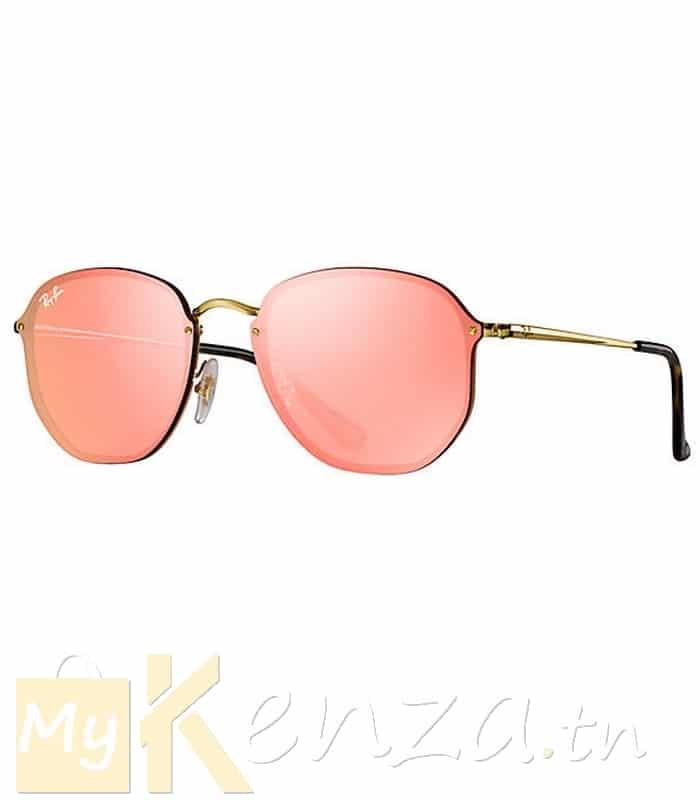 lunette de soleil ray ban femme hexagonal